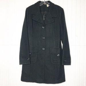 BP | Black Pea Coat